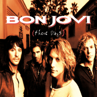Bon Jovi - (these days) (1995)
