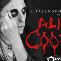 Alice Cooper - A Paranormal Evening With Alice Cooper at the Olympia Paris