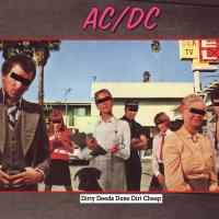 AC/DC - Dirty Deeds Done Dirt Cheap (1976)