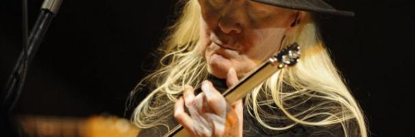 Johnny Winter - Le Cargo, Caen le 8 novembre 2011