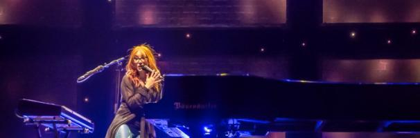 Tori Amos - Le Grand Rex, Paris 5 octobre 2011